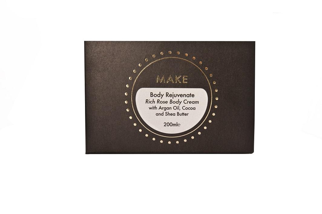 MAKE Body Rejuvenate Box RICH ROSE