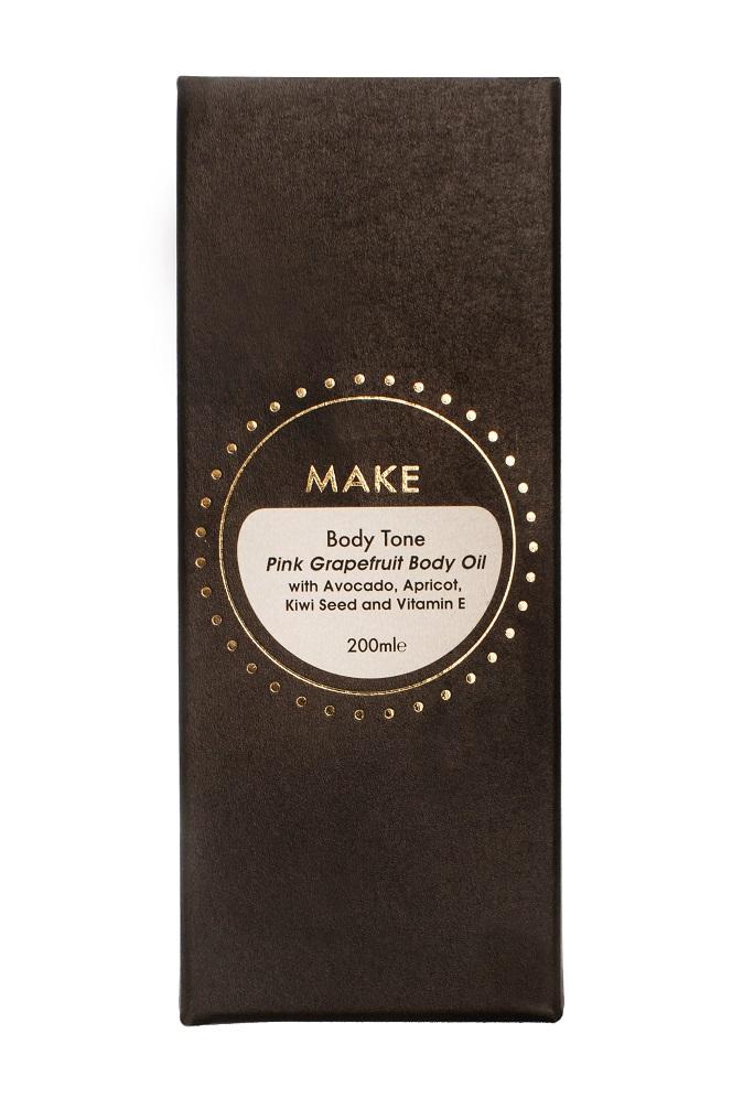 MAKE Body Tone PINK GRAPEFRUIT OILjpg