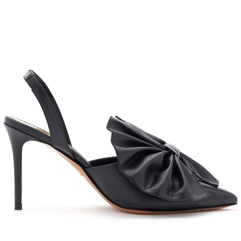 MYSHUBOX.COM - ALEXANDRE-VAUTHIER-DESIGNER-SHOES-KATE-SLING-BACK-PUMP-IN-BLACK-NAPPA-WITH-9-CM-HEEL-